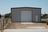 Campbell Steel Buildings Inc
